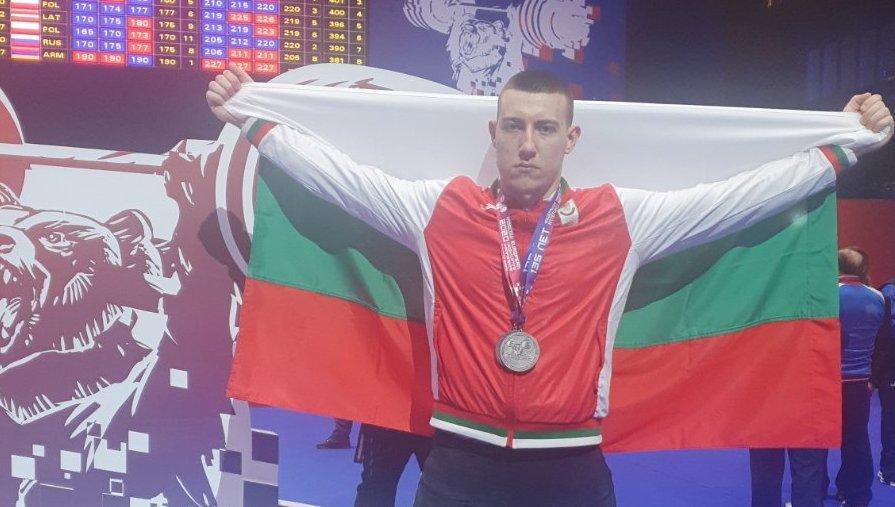 ГОЛЯМО БРАВО: Световна титла за България в щангите