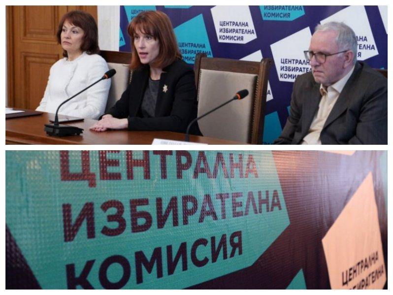 ЦИК стартира преговори със Сиела Норма за обслужване на машините за гласуване