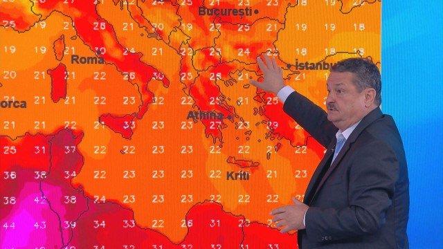 Проф. Георги Рачев: Задава се топъл уикенд, от понеделник по морето ще гърми и трещи