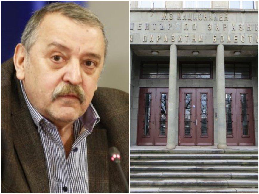 Проф. Тодор Кантарджиев за отстраняването му: Няма ненаказано добро