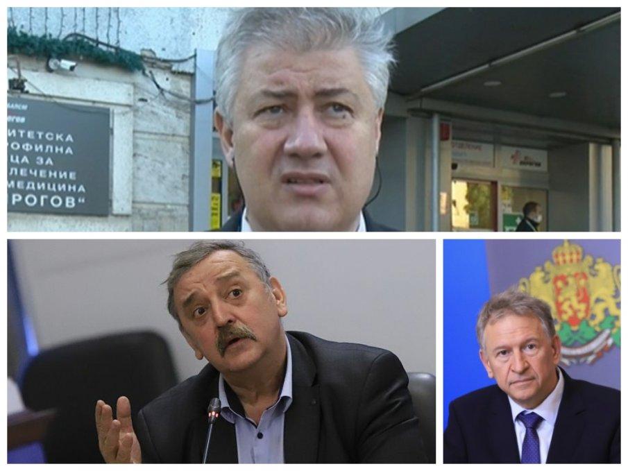 САМО В ПИК! Проф. Асен Балтов: Изненадан съм от пенсионирането на проф. Кантарджиев, обидно е, сега за нас твърдят, че сме убийци