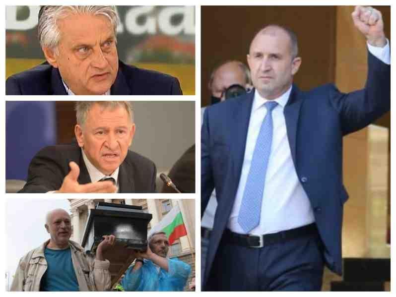 Ива Николова: Стойчо Кацаров, Рашков, Минеков са главорезите на режима Радев