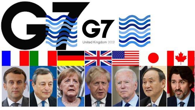 Полицията задържа седем души преди началото на срещата на Г-7