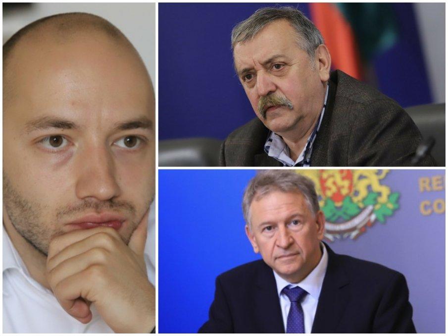 """Социологът Димитър Ганев: Изчегъртването се удари в стената """"Кантарджиев, трусът е в пъти по-силен от всеки друг скандал!"""