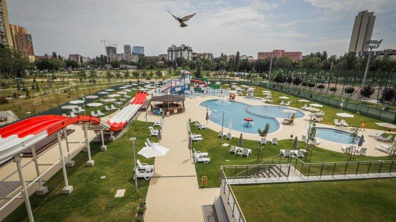 Отваря столичният аквапарк Възраждане
