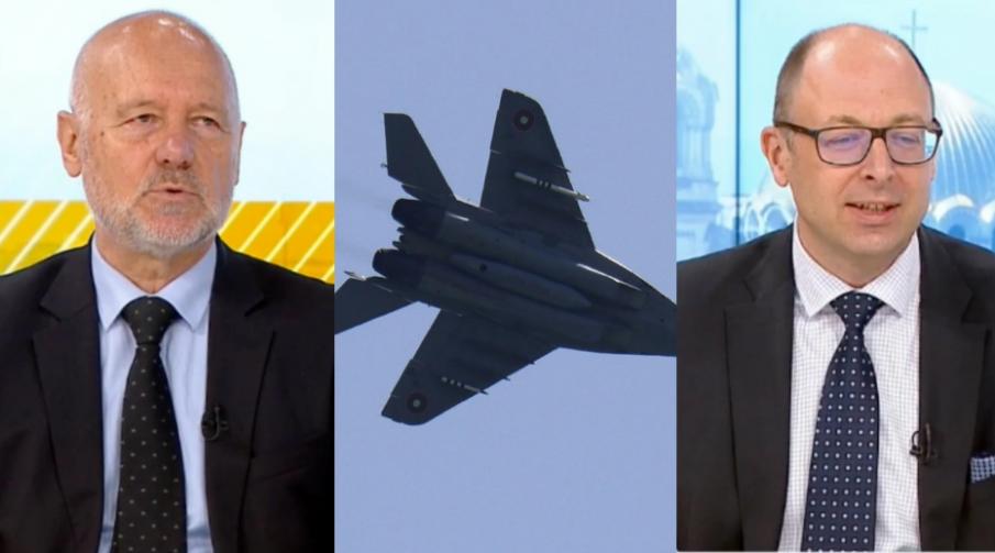 След катастрофата на МиГ-29: Експерти разкриха проблемите с отбраната ни