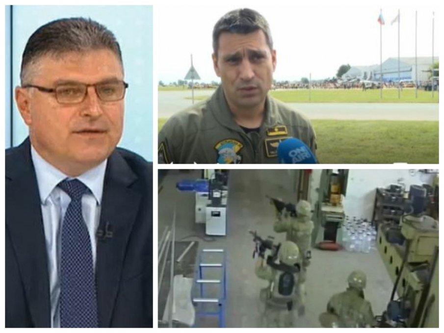 ГОРЕЩО В ПИК! Последни подробности за драмата с падналия МиГ-29. Военният министър: Пилотът не е оцелял