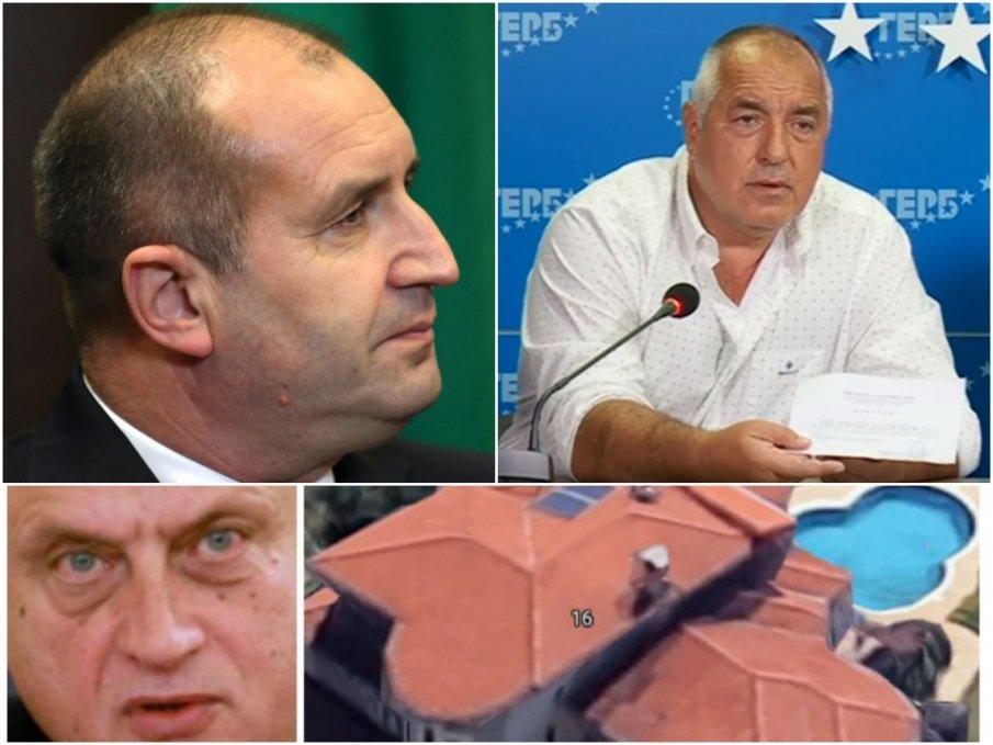 МРЕЖАТА ЗАГРЯ: Хиляди споделят призива на Стъки - отиват с Бойко Борисов на разпита при Рашков (СНИМКИ)