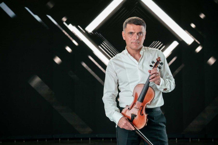 Васко Василев става посланик на новата Debit Mastercard Platinum