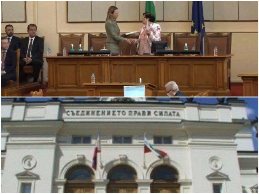 ГОРЕЩО В ПИК TV: Заверата лъсна - хората на Слави в коалиция с ДПС, ДеБъ и мутрите на Манолова! Избраха Ива Митева за председател на парламента (ОБНОВЕНА)