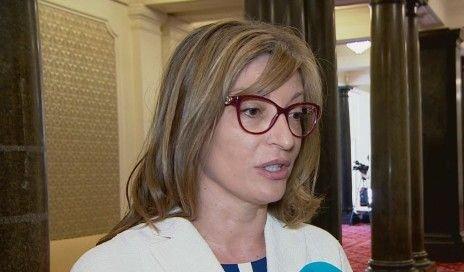 Екатерина Захариева с прогноза: ДПС ще подкрепи ИТН и ще си направят правителство (ОБНОВЕНА)