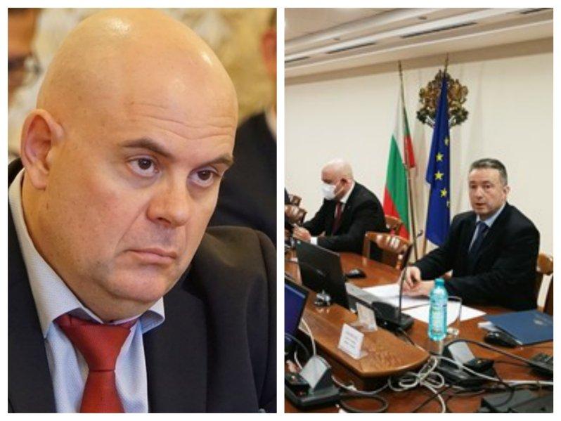 ИЗВЪНРЕДНО В ПИК TV! Иван Гешев: Сигналът на Рашков е нищожен, в него няма правни аргументи! Напада се политически прокуратурата, защото за пръв път засегнахме смятани за недосегаеми хора, политици и агенти, които работят за чужди държави! (ВИДЕО)