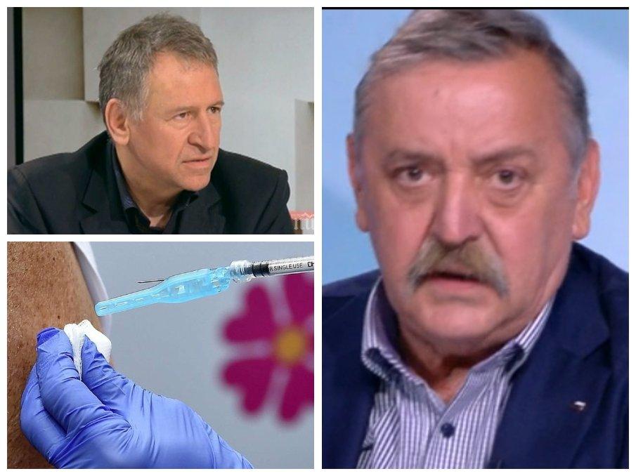 Проф. Кантарджиев: Министър Кацаров е отговорен за мерките в епидемична ситуация, но той търси политически отговорности, вместо да затегне контрола