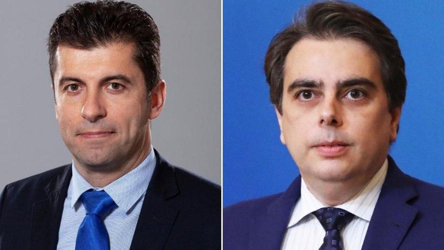 Асоциацията на индустриалния капитал разкри: Кирил Петков и Асен Василев създават нови обръчи от фирми, отклониха 100 млн. лв.