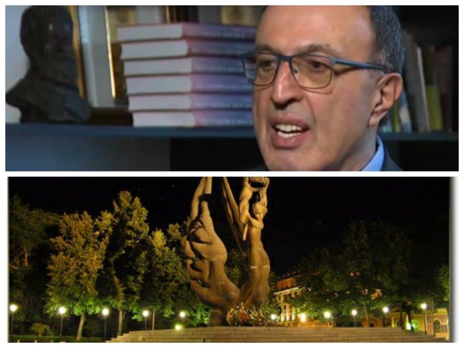 Петър Стоянов: Днешните политици се срамуват от понятието държава, зад тях прозират сенки на олигарси. Не коментирам Румен Радев