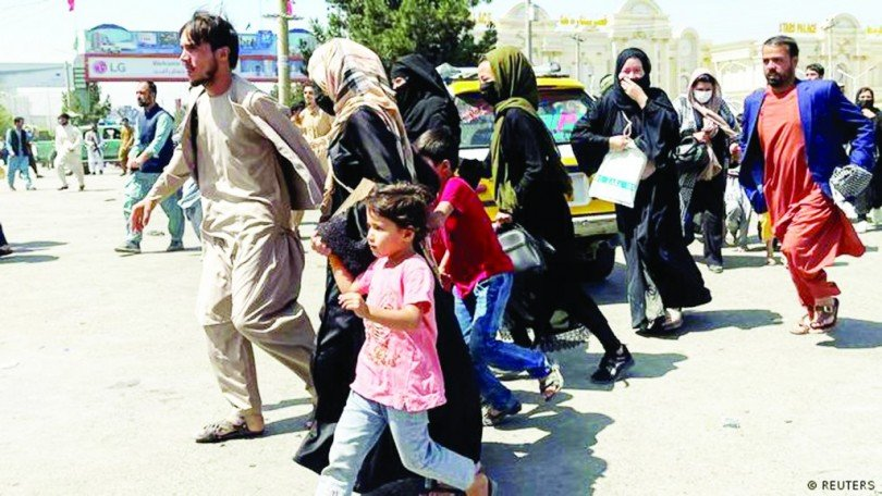 Янките, руснаците и трагедията на афганистанския народ