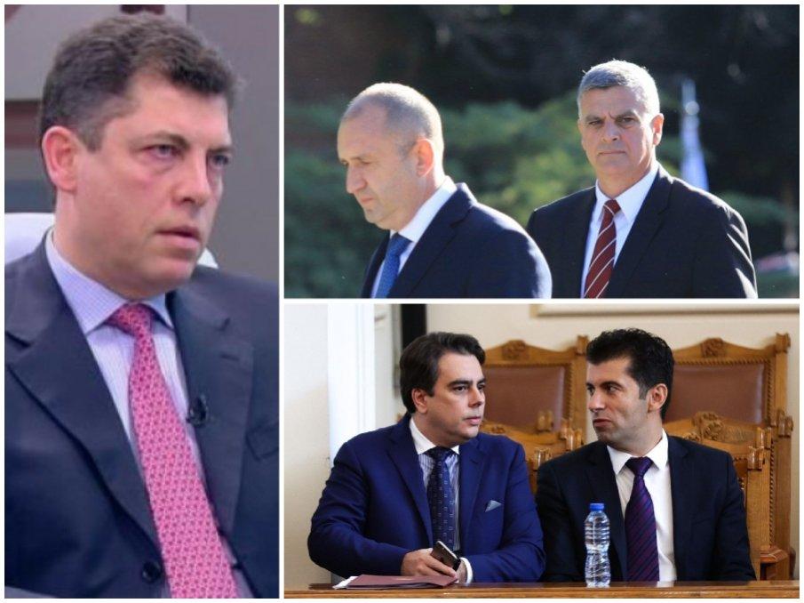Милен Велчев с тежка критика за кабинета на Радев: Отдалечават ни от еврозоната с решения на коляно