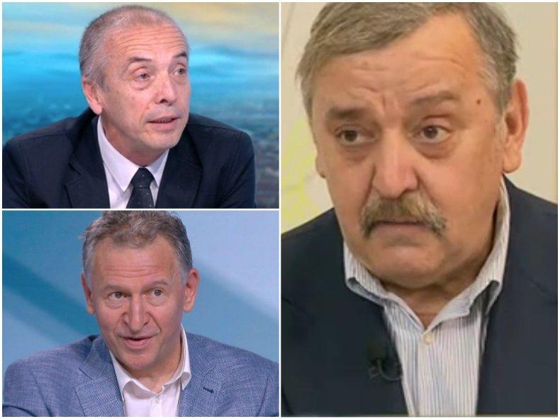 Проф. Кантарджиев: Никой от критикарите не дойде на конференцията по коронавируса - дай им да ходят по телевизиите