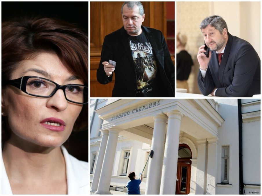 НА ИЗПРОВОДЯК: Десислава Атанасова категорична: Това не беше парламент. Тошко Йорданов: Христо Иванов е главният виновник да няма правителство