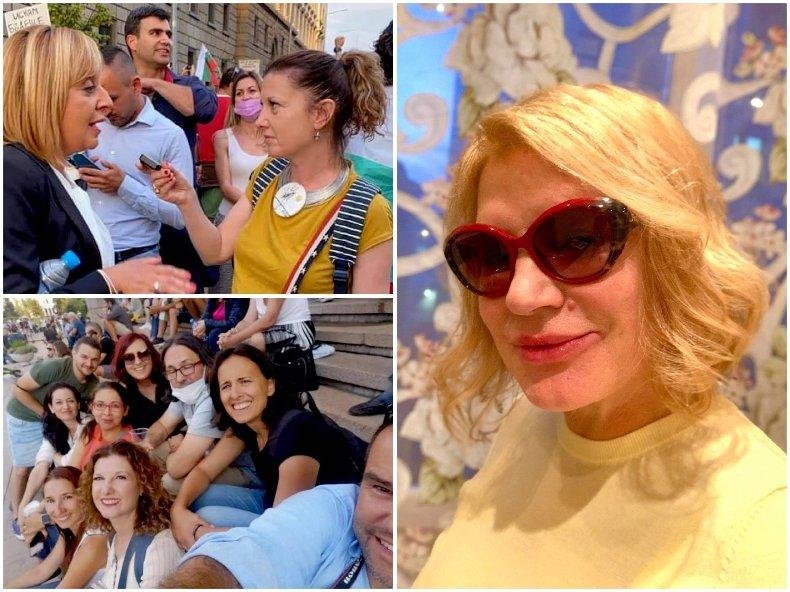 """Соня Колтуклиева: Къде са сега най-великите журналисти от дружинката на """"Капитал"""" - няма ли да разследват Радев, Кирил Петков и Бойко Рашков"""