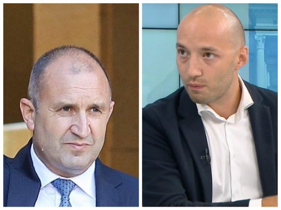 Политологът Димитър Ганев посече служебния премиер на Румен Радев: Стефан Янев не е човек със самостоятелна политическа тежест