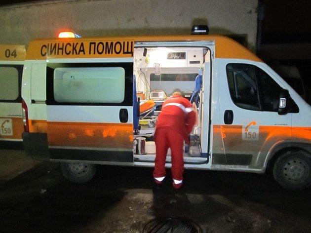 ТРУДОВА ЗЛОПОЛУКА: Работник падна от вишка и се потроши