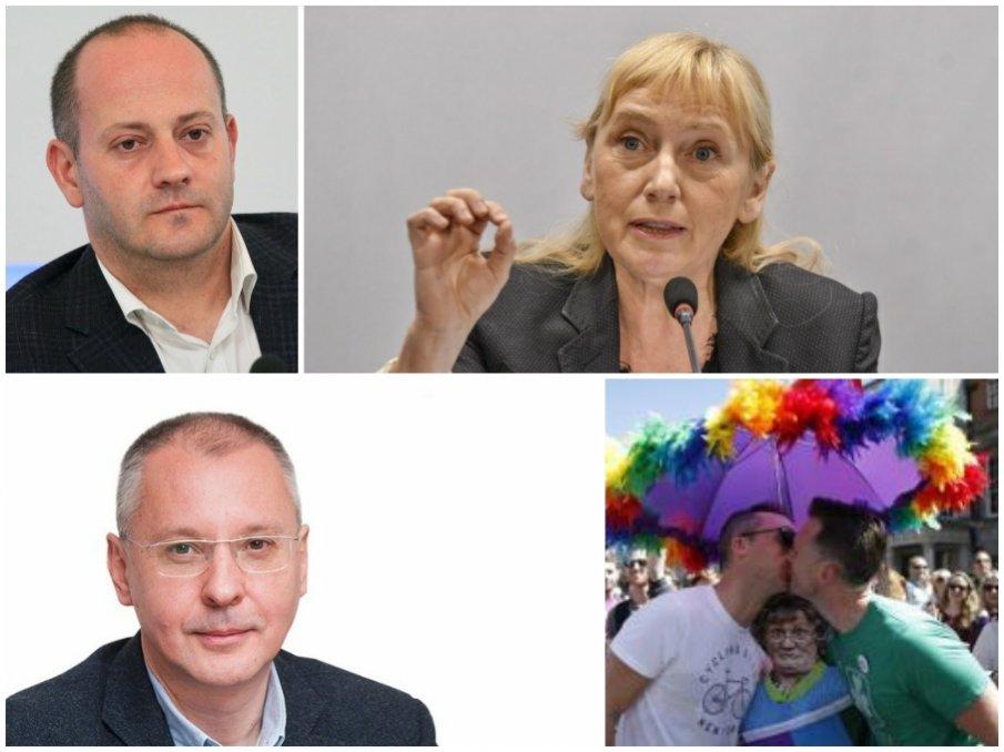 РАЗКРИТИЕ В ПИК: Радан Кънев и Елена Йончева подкрепиха скандална резолюция за еднополовите бракове - карат страните в ЕС да ги узаконят (ФАКСИМИЛЕ)