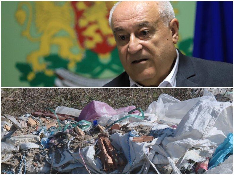 Бум на зарази заради кабинета! МОСВ отчита увеличение на Ковид отпадъците