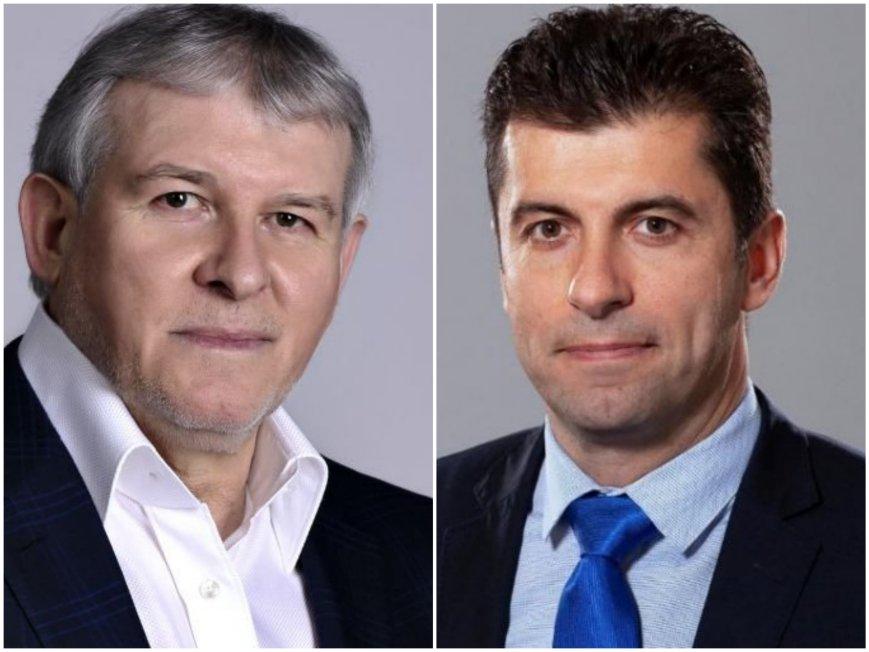 Председателят на Съюза на демократичните сили (СДС) Румен Христов с