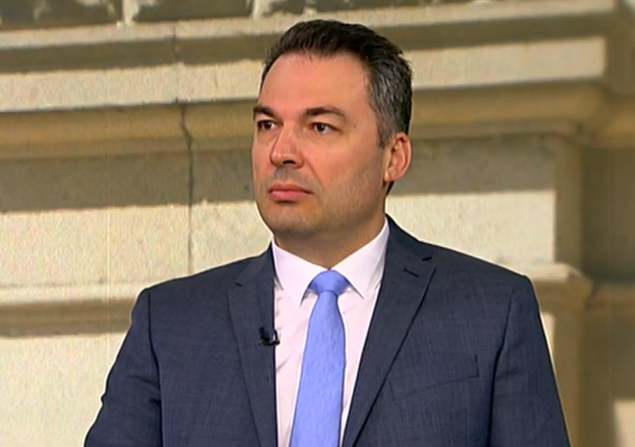 Емил Георгиев разкри кога са водени разговорите с Лозан Панов за издигането му за президент