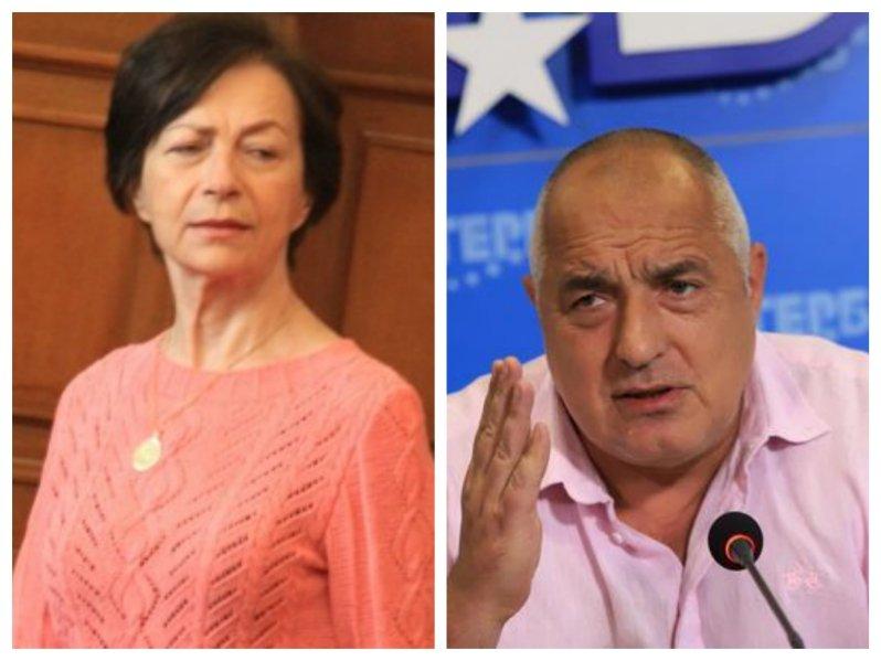 Шефката на репресираните Лиляна Друмева пред ПИК за екшъна с Чолаков и Дончев: Във всяка партия ще се намерят хора, които искат да я овладеят. Борисов е търпелив, но ураганът предстои