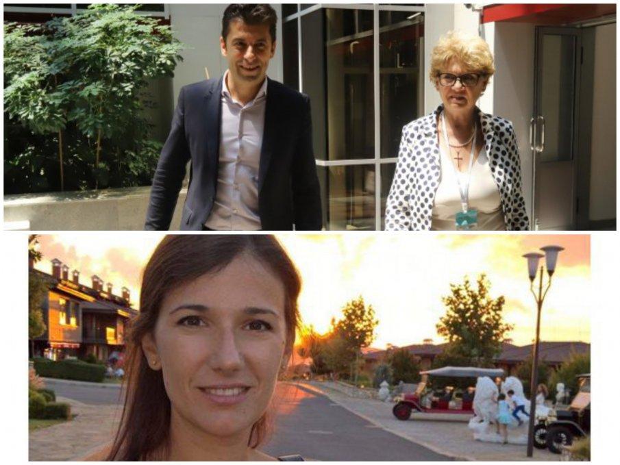 РАЗКРИХА СЕ: Дъщерята на министърка на Румен Радев - втора в листата на Киро Канадеца и Василев