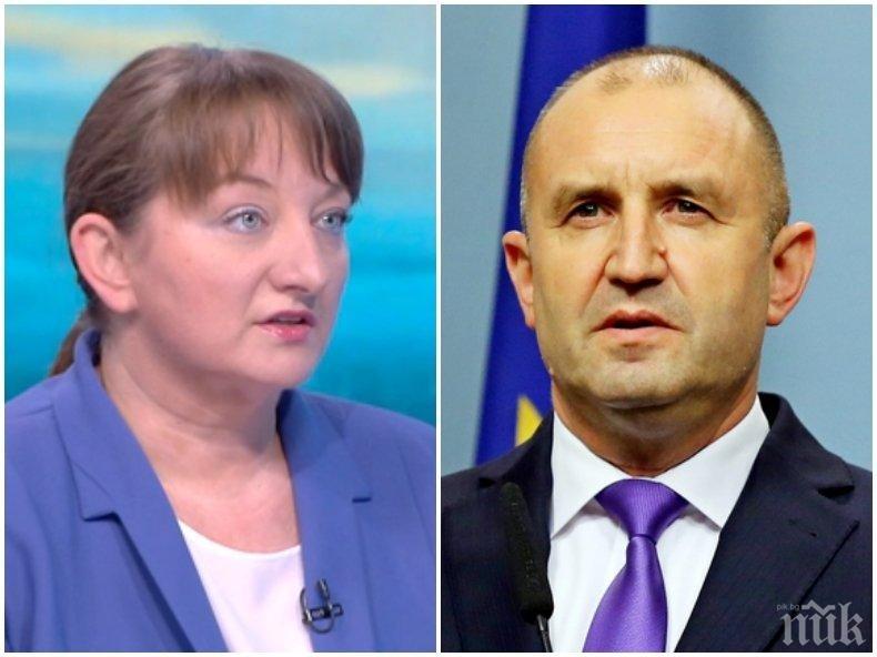Деница Сачева: ГЕРБ тръгва към изборите с идеята за кабинет, който да се справи с хаоса. Ще търсим диалог с партиите от формата на ЕНП, не с БСП и ДПС