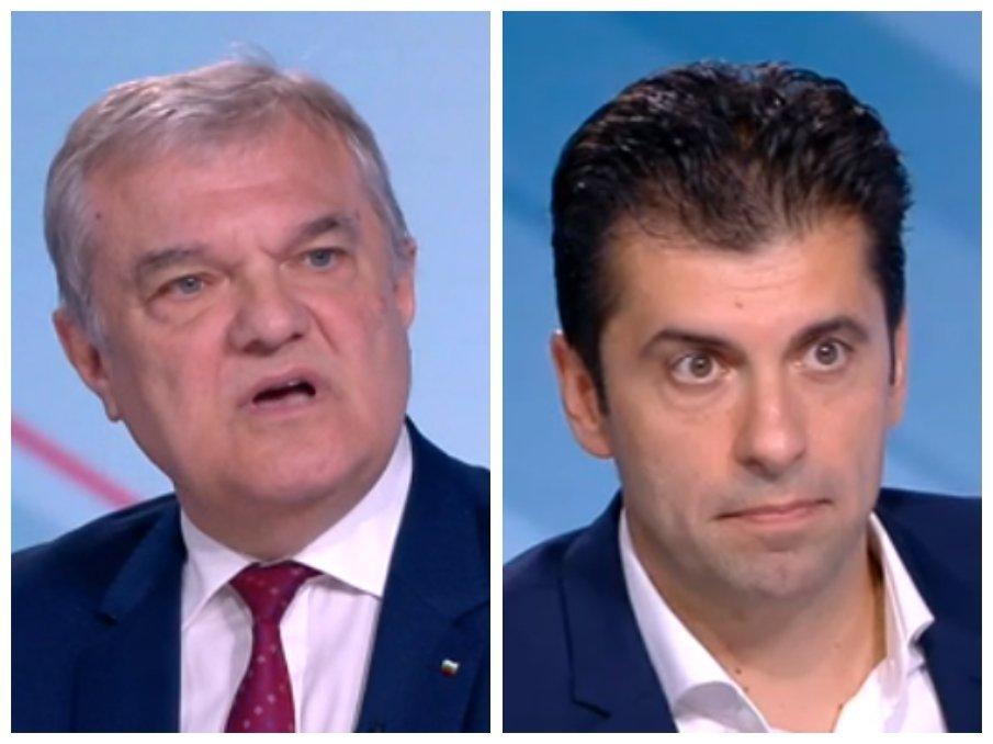 Румен Петков: Стана ясно, че освен лъжец Кирил Петков е и престъпник