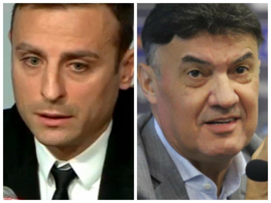 ПЪРВО В ПИК TV: Борислав Михайлов е новият-стар шеф на БФС - пребори Бербатов с 11 гласа (ОБНОВЕНА)