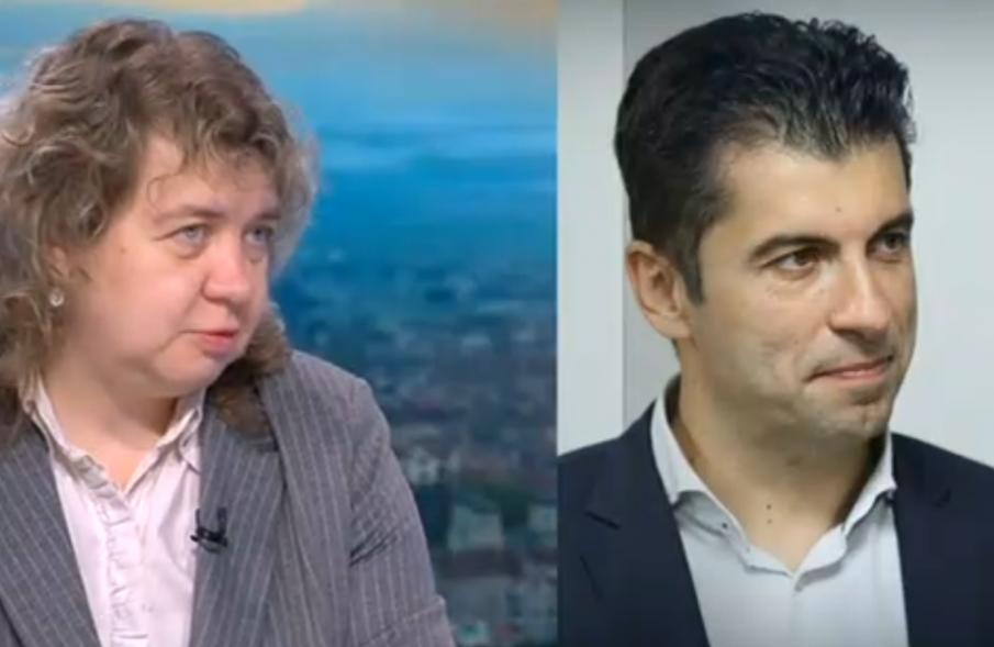 ТОП ЮРИСТ! Наталия Киселова: Кирил Петков не е канадски гражданин от 20 август, съдът няма основание да се бави по казуса