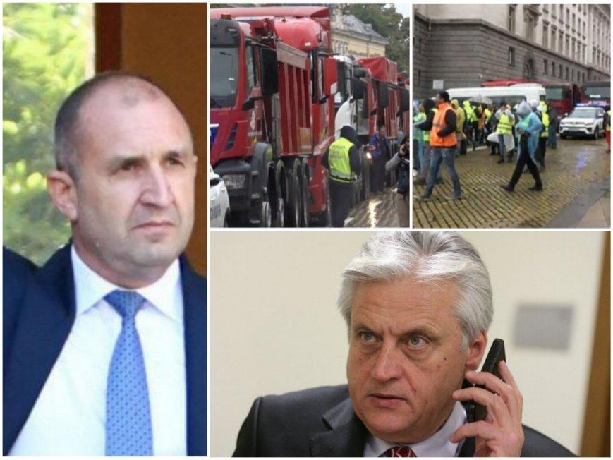 ГОРЕЩА ТЕМА: МВР потвърди разкритието на ПИК за полицейски терор над протестиращите срещу Радев и кабинета му