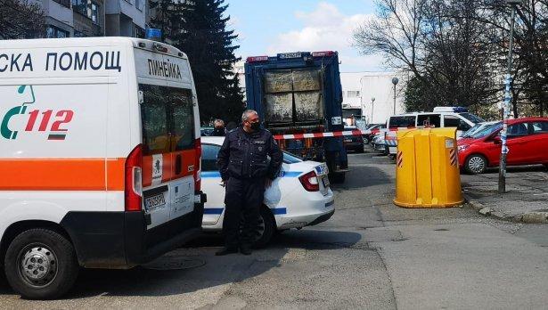 Камион прегази 85-годишна пешеходка в Павликени