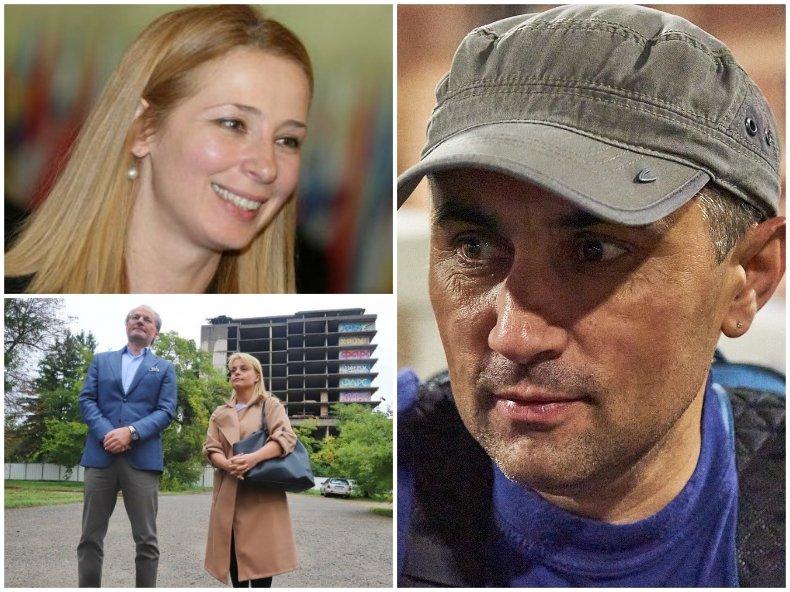 Разбирам, че Ивет Добромирова го играе някаква около Лозан Панов.