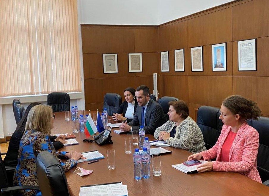 Заместниците на главния прокурор при Върховна касационна прокуратура Даниела Машева