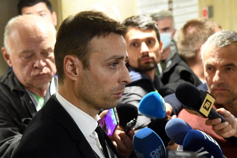 Кандидатът за президент на Българския футболен съюз Димитър Бербатов призова