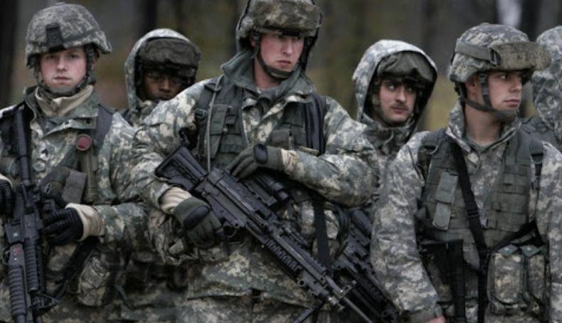 Националната гвардия окупира Вашингтон преди клетвата на Байдън