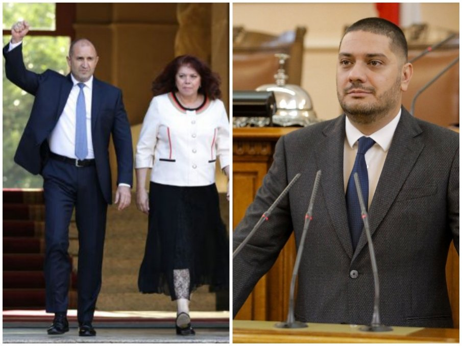 Депутат от ГЕРБ разкри машинациите на Радев