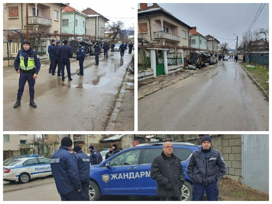 Прокуратурата с подробности за напрежението в Мездра, установили са хулиганите