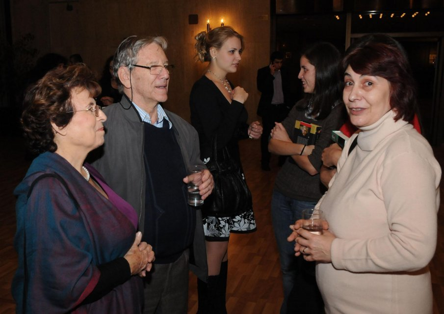 Тъжна вест: Почина преводачката на Амос Оз