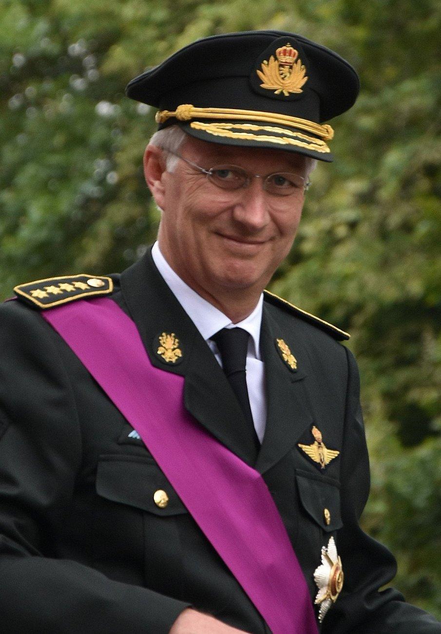 Безредици: Нападнаха колата на белгийския крал в Брюксел