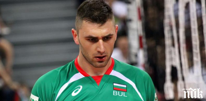 Цветан Соколов блести при победа на Динамо (Москва) в шампионата на Русия