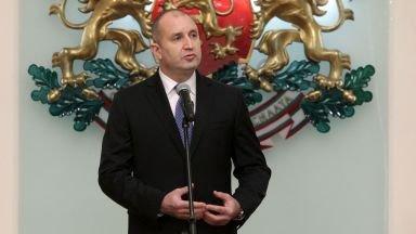 Арменската общност в България обвини Радев в нарушение на Конституцията