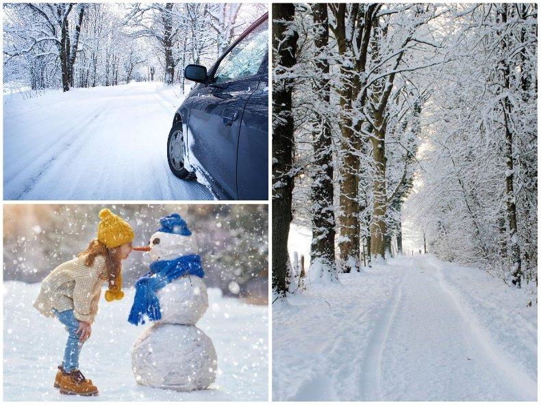 Студът атакува! Сняг и скреж, жълт код в 18 области (КАРТА)