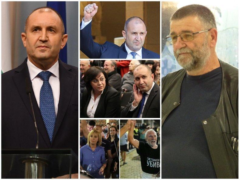 САМО В ПИК! Писателят Христо Стоянов разби речта на Радев: Президентът обяви старта на предизборната кампания на БСП. Този човек няма бъдеще, той тотално се компрометира